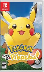 Compara precios de Pokémon Let's Go Pikachu Nintendo Switch