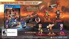 Compara precios de Sonic Forces Bonus Edition PlayStation 4