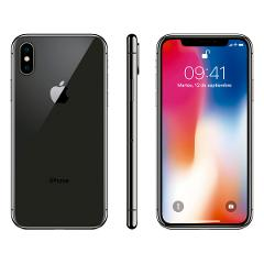 Compara precios de Apple iPhone X 64GB Space Gray