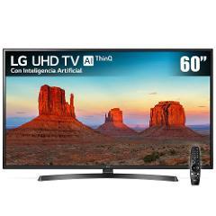 Pantalla LED LG 60 Pulgadas UHD Smart 60UK6250 + Magic Control Remote preview