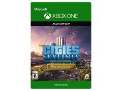 Compara precios de Cities: Skylines Premium Edition Xbox One Digital