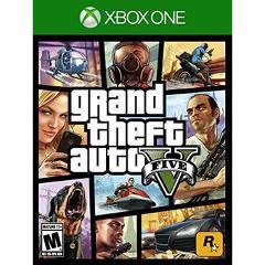 Grand Theft Auto V Xbox One thumbnail