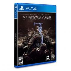 Middle Earth: Shadow of War PlayStation 4 preview