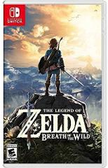 Compara precios de The Legend of Zelda: Breath of the Wild Nintendo Switch