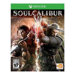 Soul Calibur VI Xbox One preview