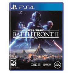 Star Wars Battlefront II PlayStation 4 thumbnail