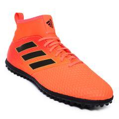 Tenis de Futbol Adidas Ace Tango 17.3 TF - Naranja y Negro preview
