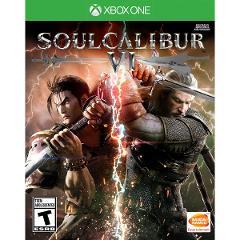 Soul Calibur VI Xbox One thumbnail