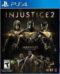 Compara precios de Injustice 2 Legendary Edition PlayStation 4