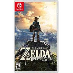 Compara precios de Switch The Legend Of Zelda Breath Of The Wild Nintendo