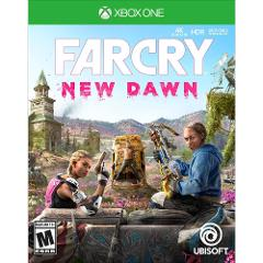 Far Cry New Dawn Xbox One preview