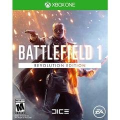 Battlefield 1 Revolution Edition Xbox One thumbnail