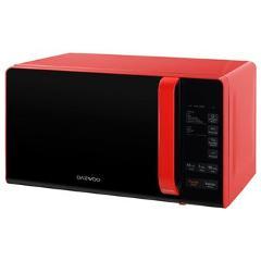 Compara precios de Horno Microondas Daewoo KOR-663R 0.7 p3 Rojo
