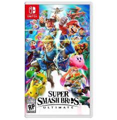 Compara precios de Super Smash Bros Ultimate Nintendo Swtich