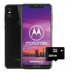 Compara precios de Moto One Dual Sim Liberado 64gb+4+MicroSD32gb GRATIS -negro
