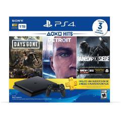 Compara precios de Consola PS4 Hits Bundle 5
