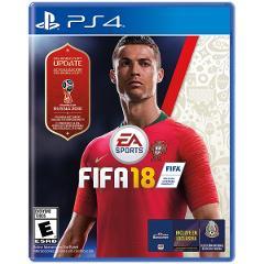 FIFA 18 World Cup PlayStation 4 thumbnail