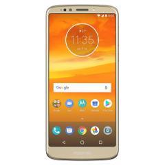 Compara precios de Motorola Moto E5 Plus 16 GB Desbloqueado - Dorado