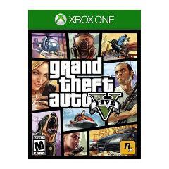 Grand Theft Auto V Xbox One preview