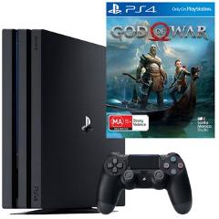 Compara precios de Consola PlayStation 4 Pro 1TB Bundle God Of War