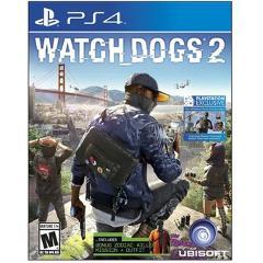 Compara precios de Video Juego Para Consola Ps4 Watch Dogs 2