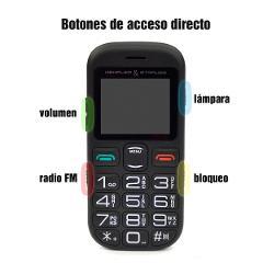 Telefono Barra easy Phone KEMPLER & STR preview