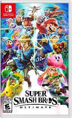 PREVENTA: Super Smash Bros. Nintendo Switch preview