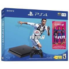 Compara precios de Consola Playstation 4 1TB + Fifa 19-Negro