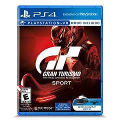 Gran Turismo Sport PlayStation 4 thumbnail
