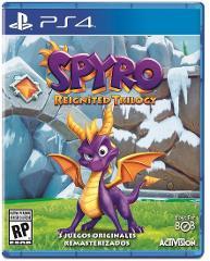 Spyro Reignited Trilogy PlayStation 4 thumbnail