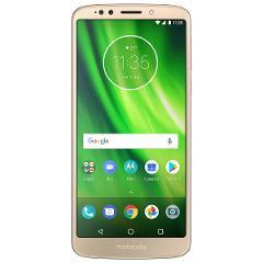 Compara precios de Smartphone Moto G6 Play 32G Dorado